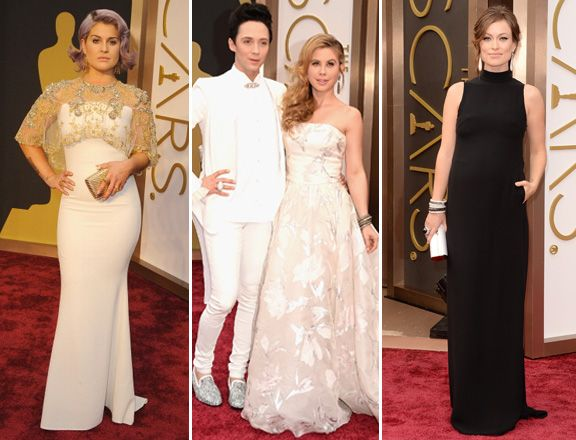 Red carpet fashion at the oscars 46