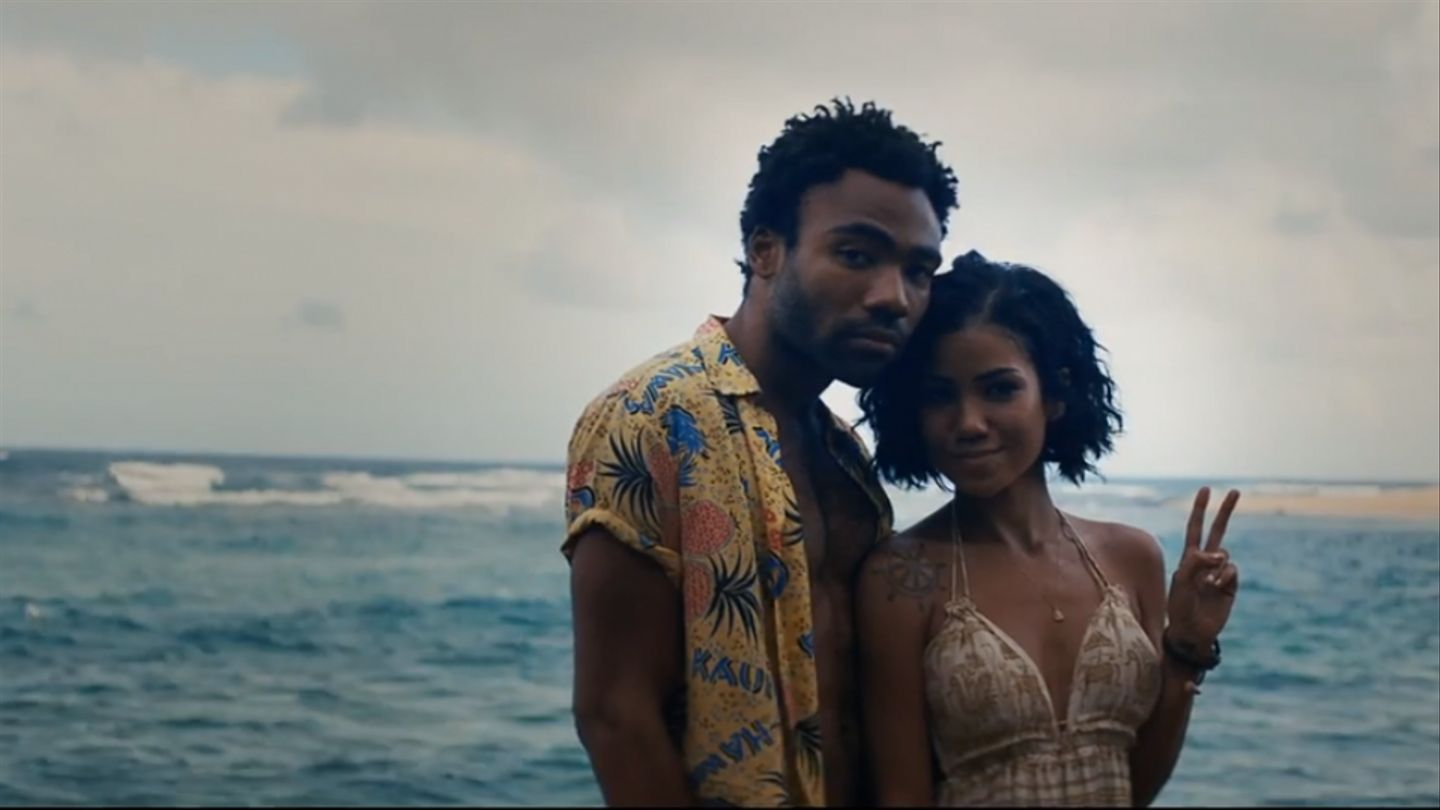 Childish Gambino And Jhené Aiko Take Hawaii In 'Telegraph ...