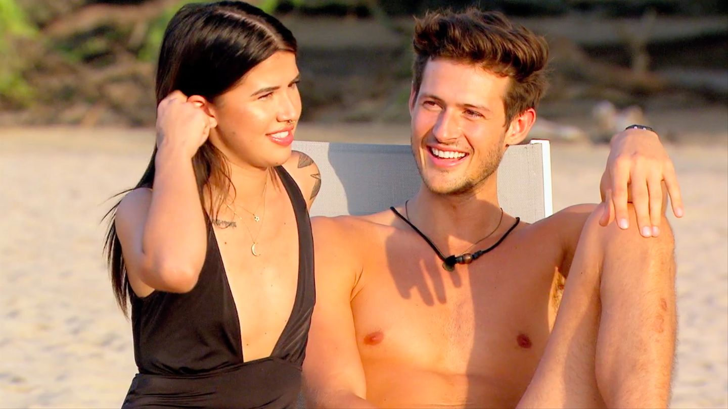 Will Cameron And Shanley Make An Ex On The Beach Love