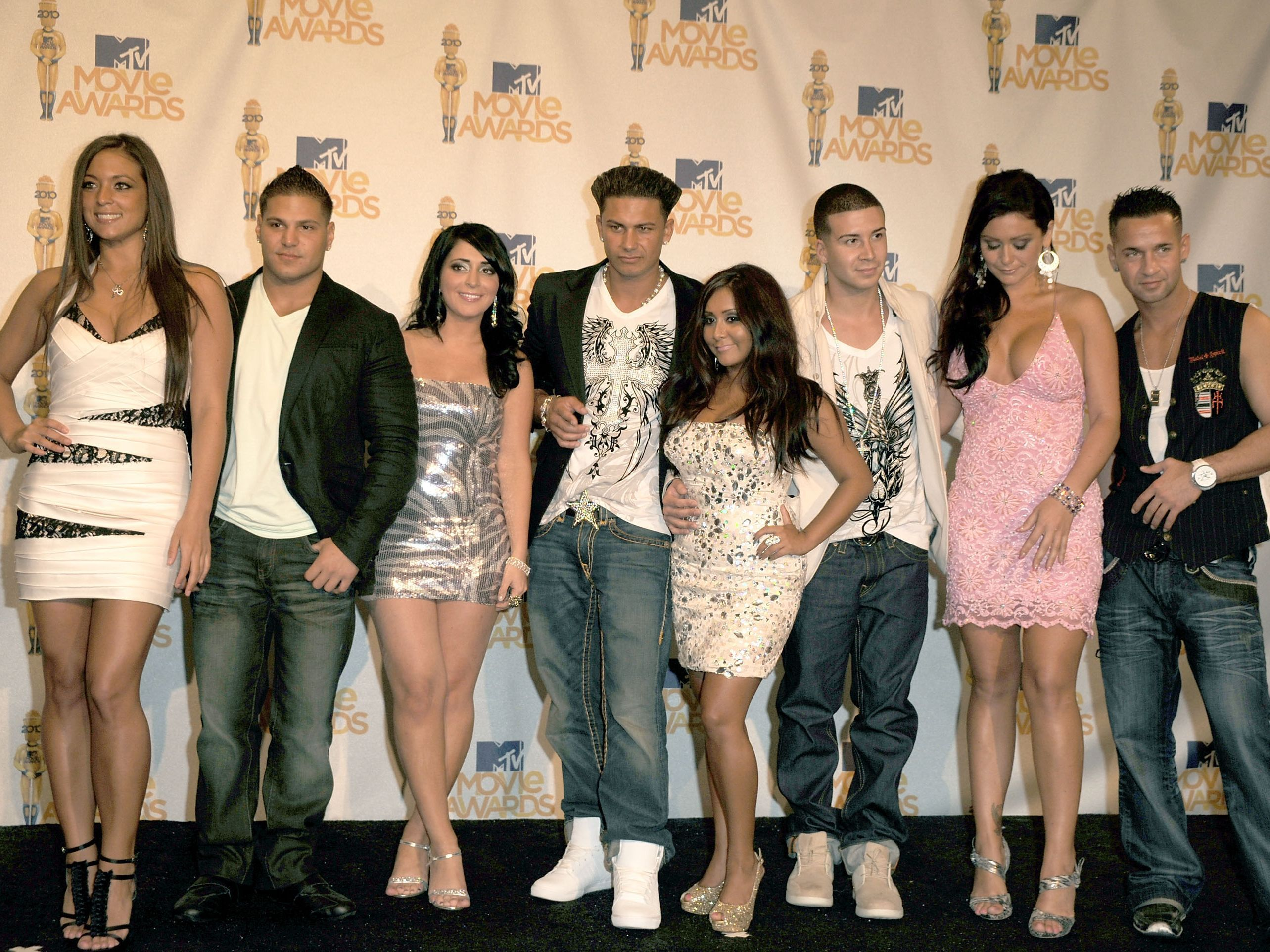 Angelina Jersey Shore Nude tbt: a look back at the jersey shore cast's first-ever mtv