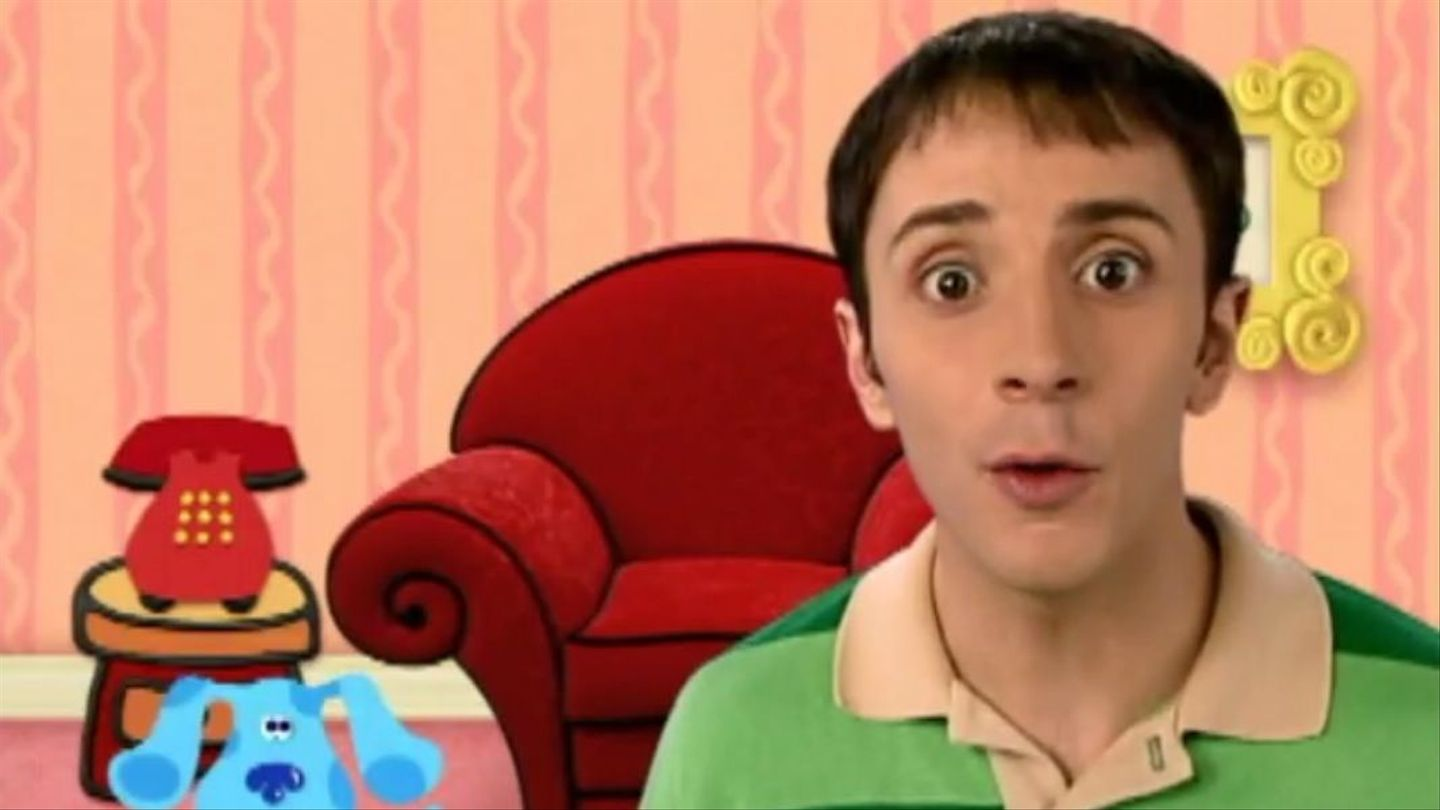 17 Reasons Steve From \'Blue\'s Clues\' Was Your First Celebrity Crush ...