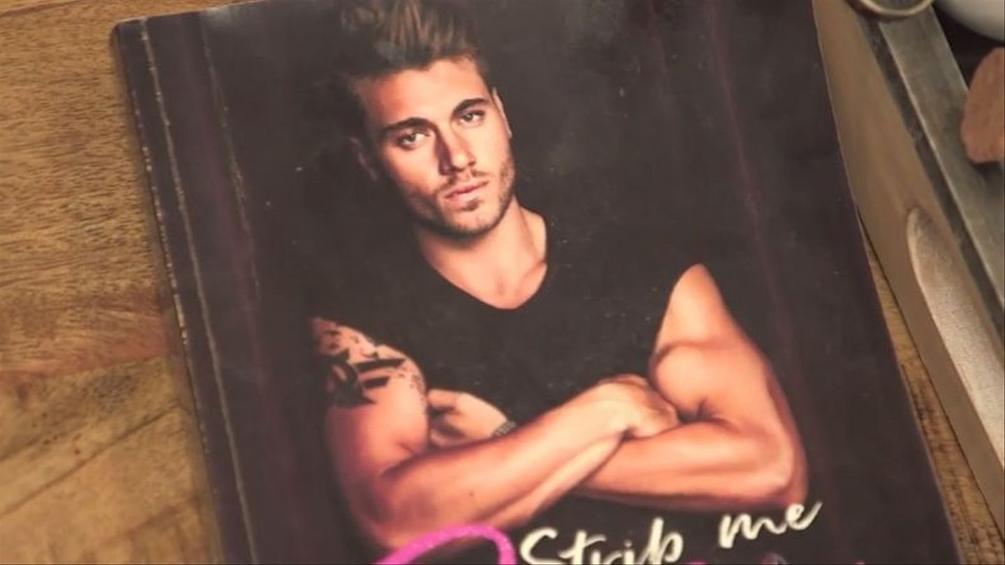 Romance Book Cover Guy : Reality tv star cover model here s visual proof that gus