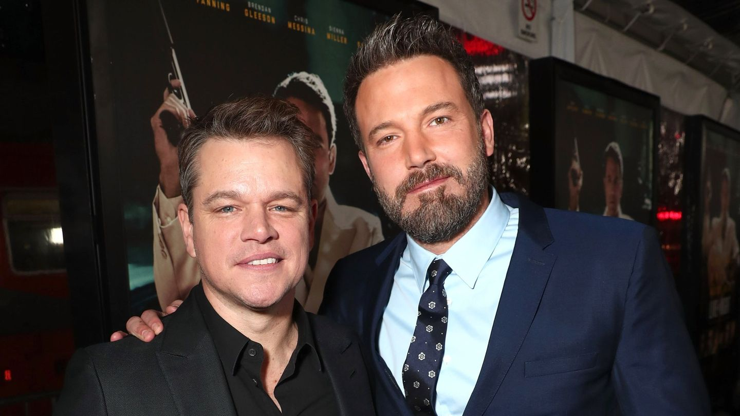 Ben Affleck And Matt Damon Will Tangle With The Mob In McDonald's Monopoly Movie