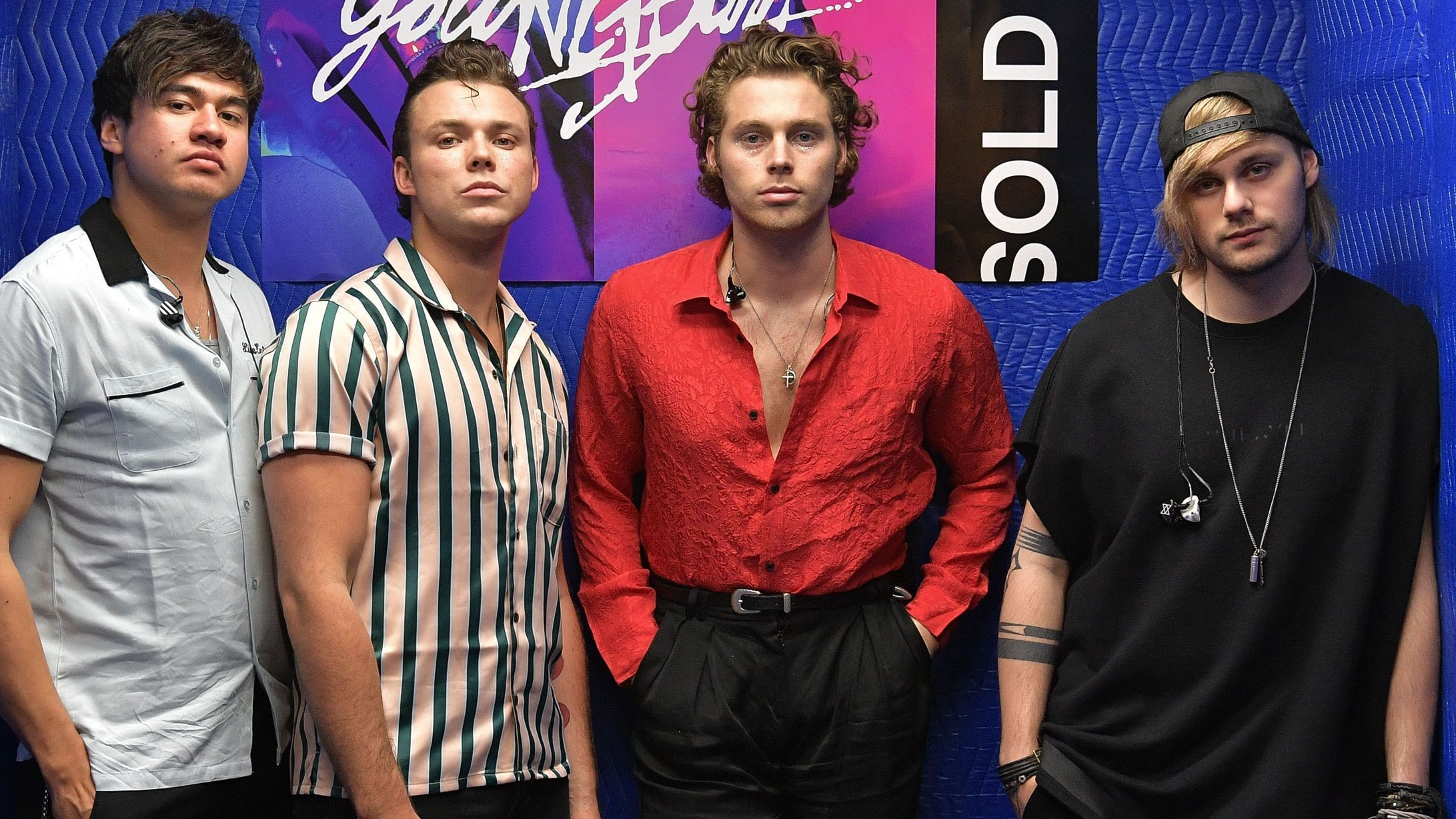 5SOS' 'Youngblood' Video Dives Into A Vibrant Japanese Subculture