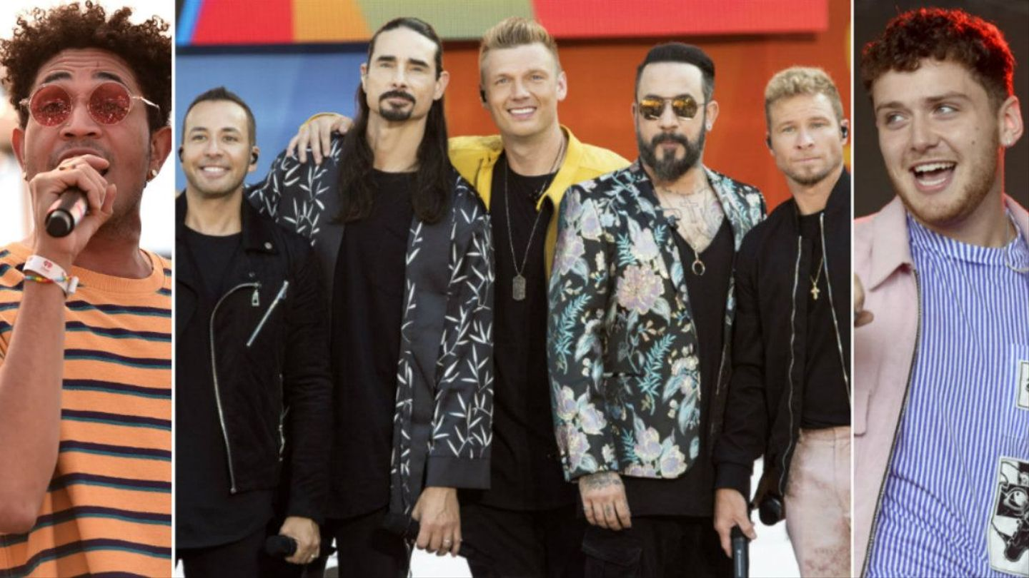 Backstreet Boys, Bazzi, And Bryce Vine Will Make The VMA Pre-Show Larger Than Life