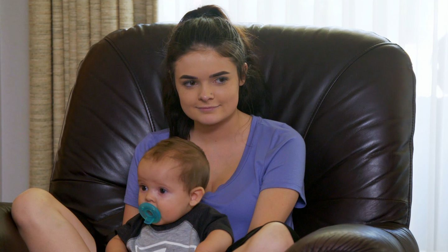Young And Pregnant Sabotage Is Amber Trying To Stop Lexi -1339