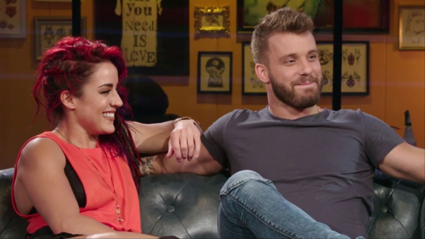 X-rated Ink: Is Paulie Really Designing A Nsfw Tattoo For Cara Maria?