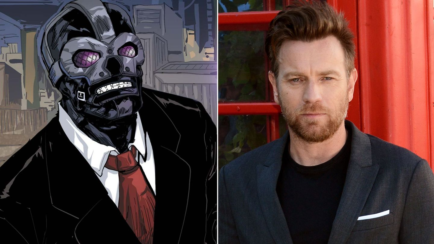 Ewan Mcgregor Will Play The Anti-batman In Margot Robbie's Birds Of Prey