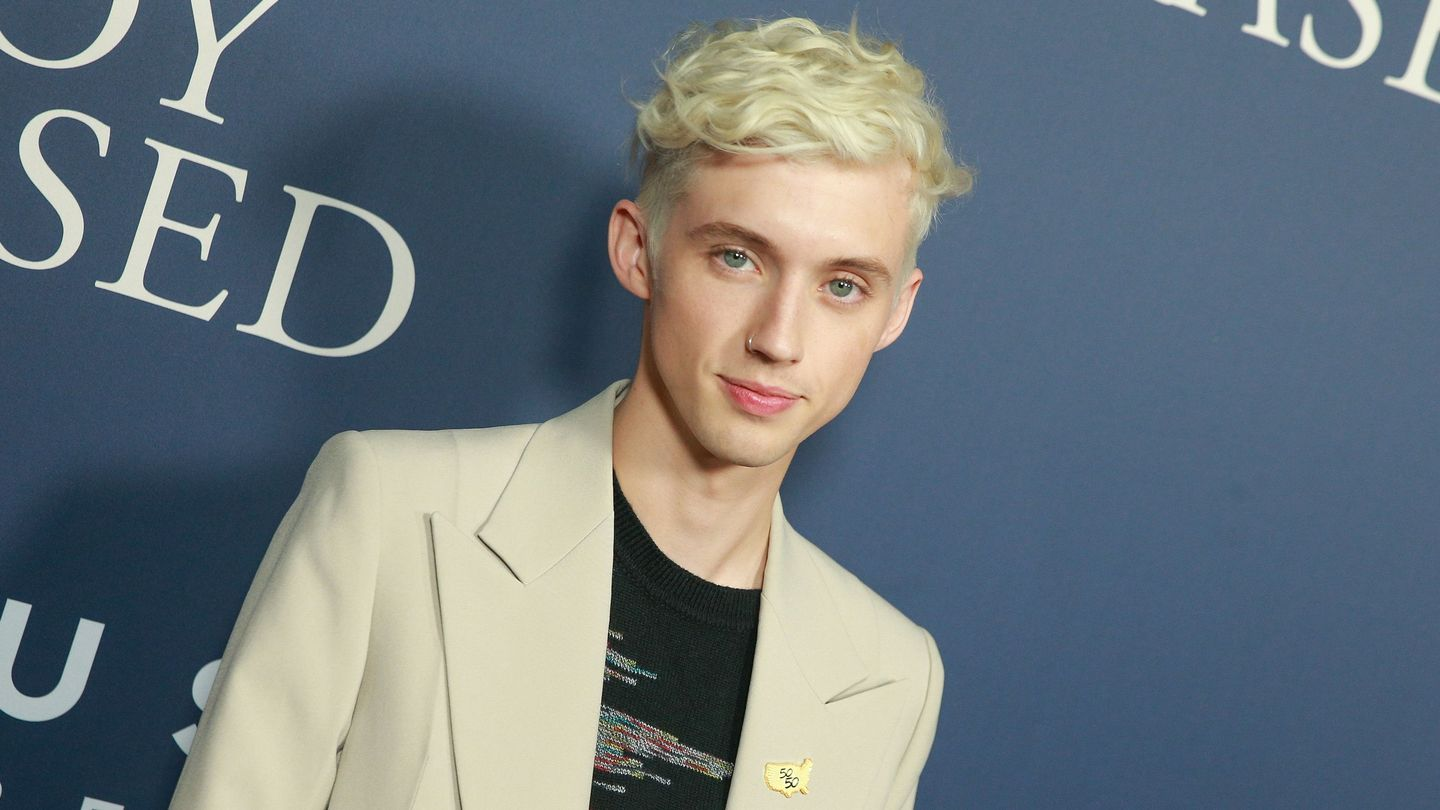 It's Just Troye Sivan And His Beautiful Voice On Ghostly New Queen Cover