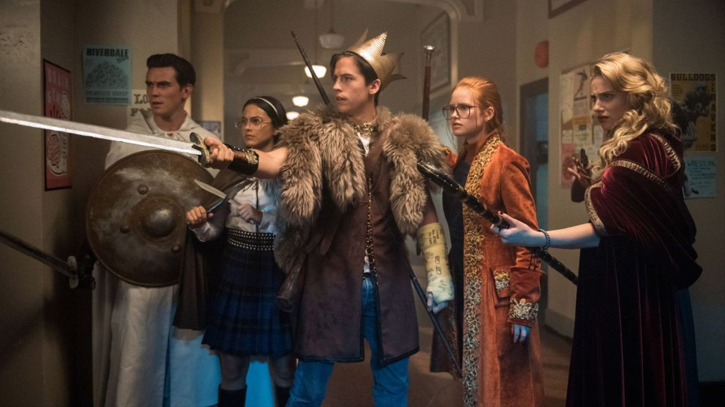 Riverdale S Flashback Episode Is Perfect Post Midterm