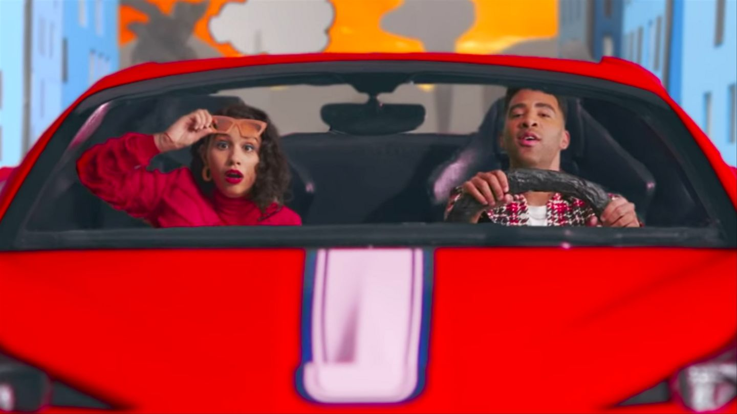 Kyle And Alessia Cara Work A Love Hotline In New 'Babies' Video