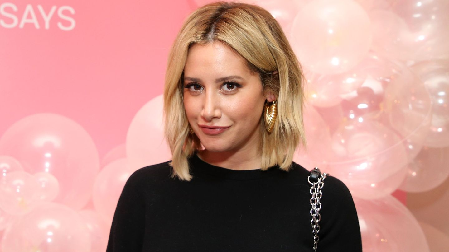 Ashley Tisdale Is Back! Hear Her Vulnerable New Song 'voices In My Head'