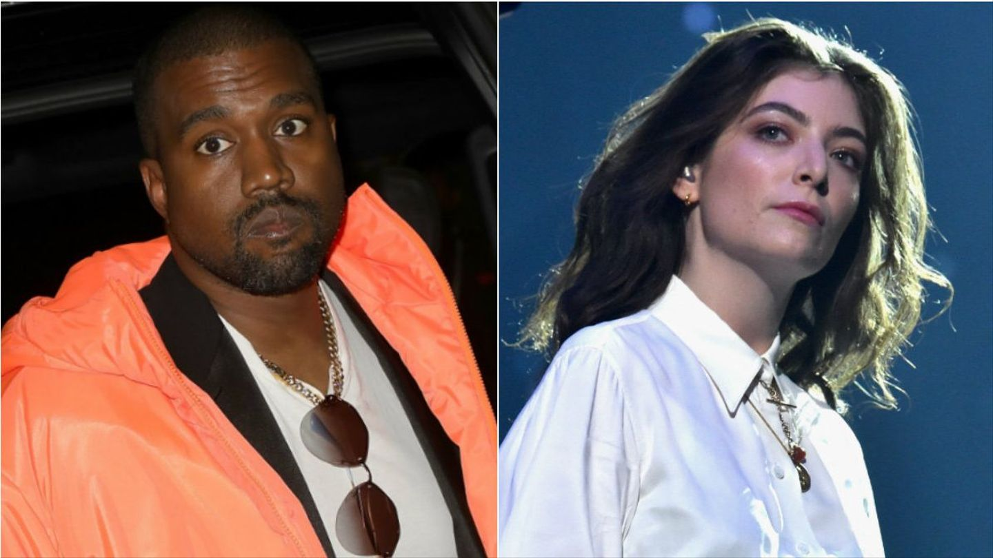 Lorde Accuses Kanye And Kid Cudi Of Ripping Off Her Stage Design: 'Don't Steal'