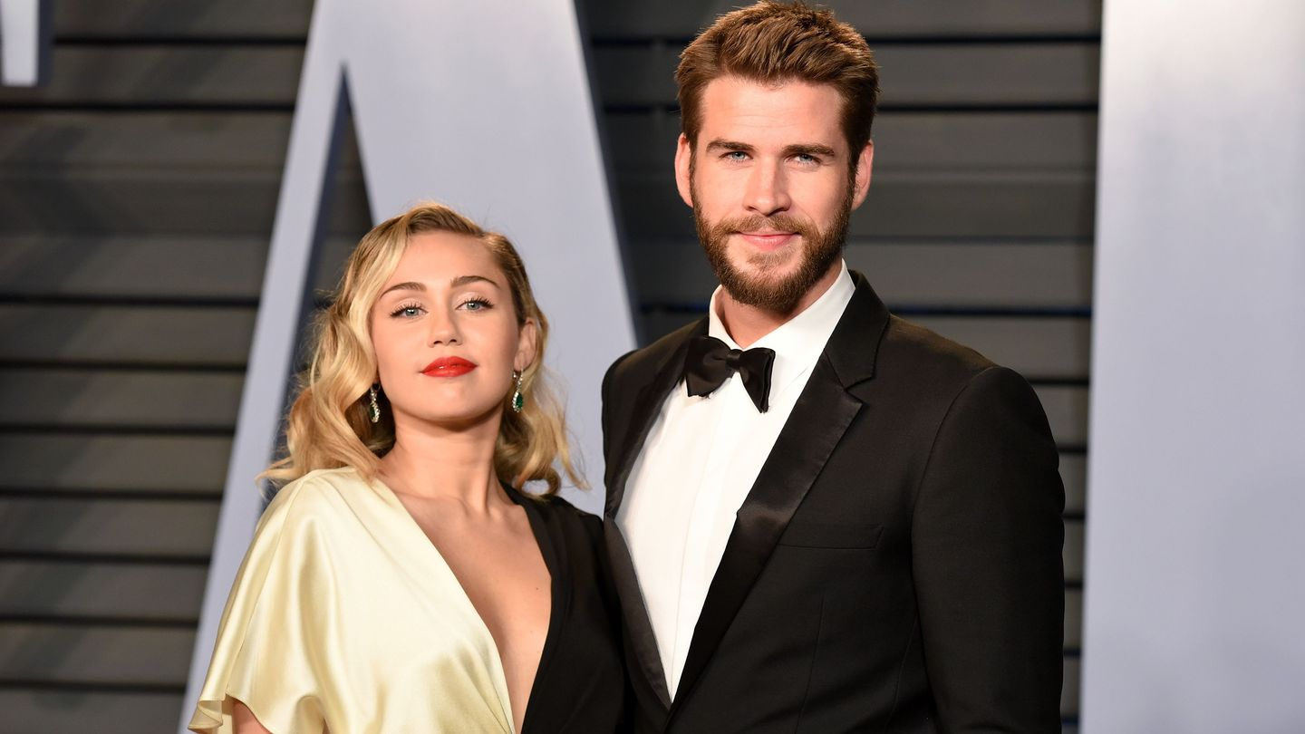 Miley Cyrus And Liam Hemsworth Offer 'Heartbreaking' Look At Their Wildfire-Ravaged Home