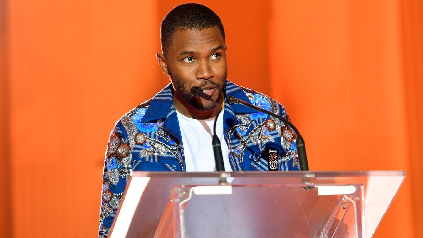 Frank Ocean Is Teasing Very Hype Music On His Newly Public Instagram