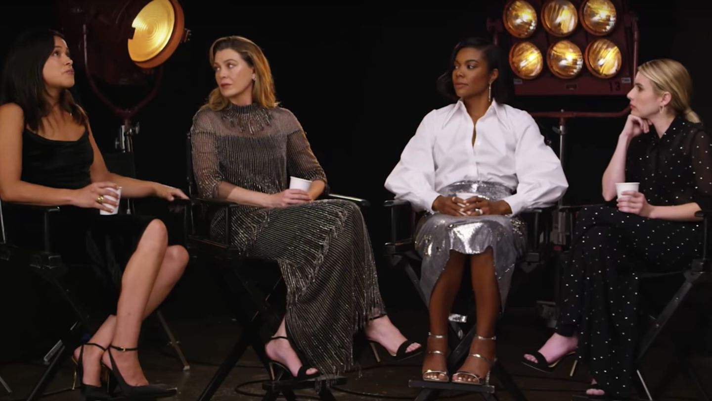 Gabrielle Union, Ellen Pompeo, And More Share A Magical Conversation About Sisterhood