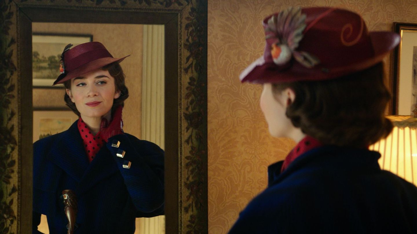 Emily Blunt Delivers A New Disney Classic With Mary Poppins Returns Original Song