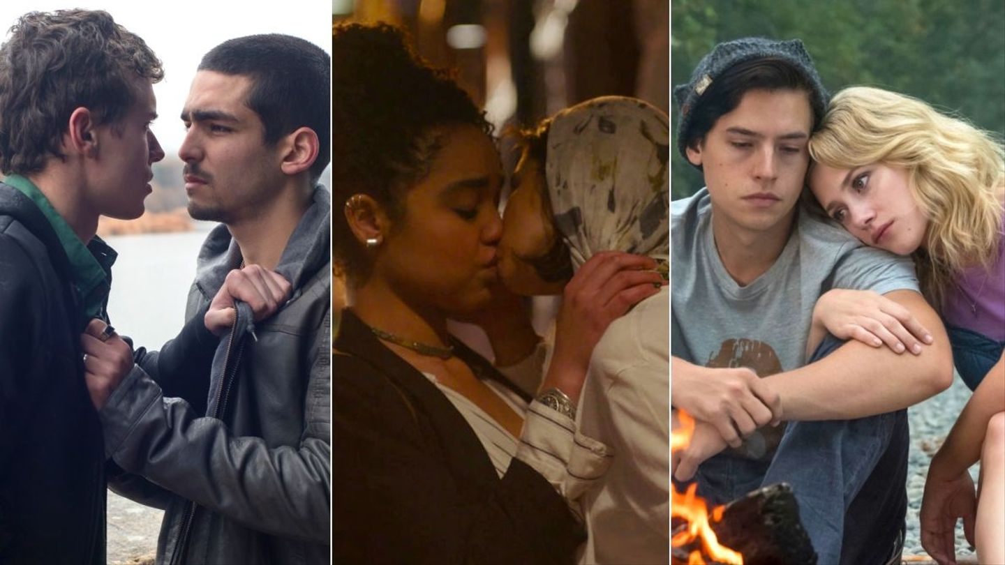 18 Tv Couples That Made Us Believe In Love Again In 2018 Mtv