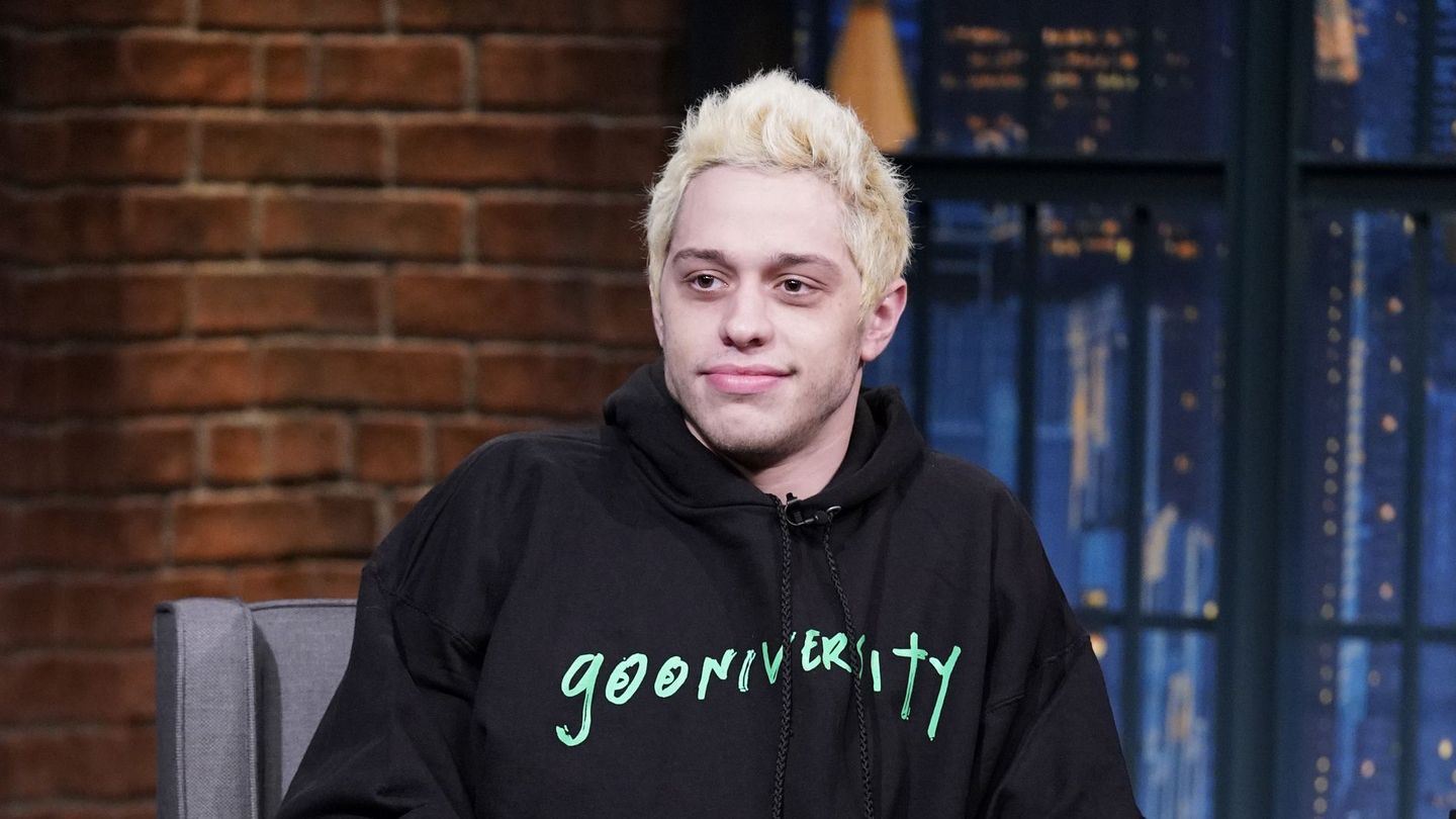 Pete Davidson Gets Brutally Honest About Bullies And His Mental Health