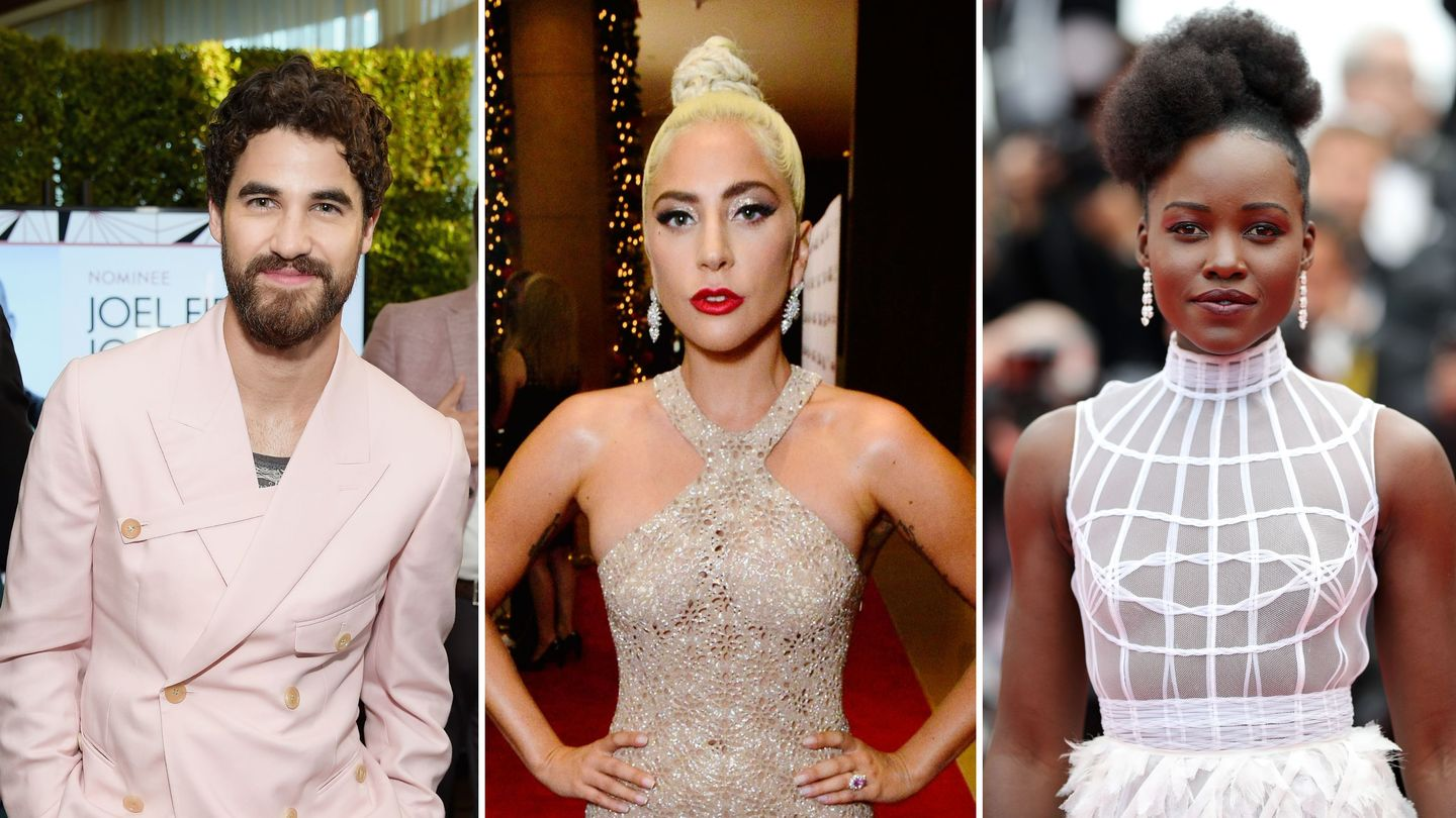 Lady Gaga, Timothée Chalamet, And More Stars React To Their Golden Globe Nominations