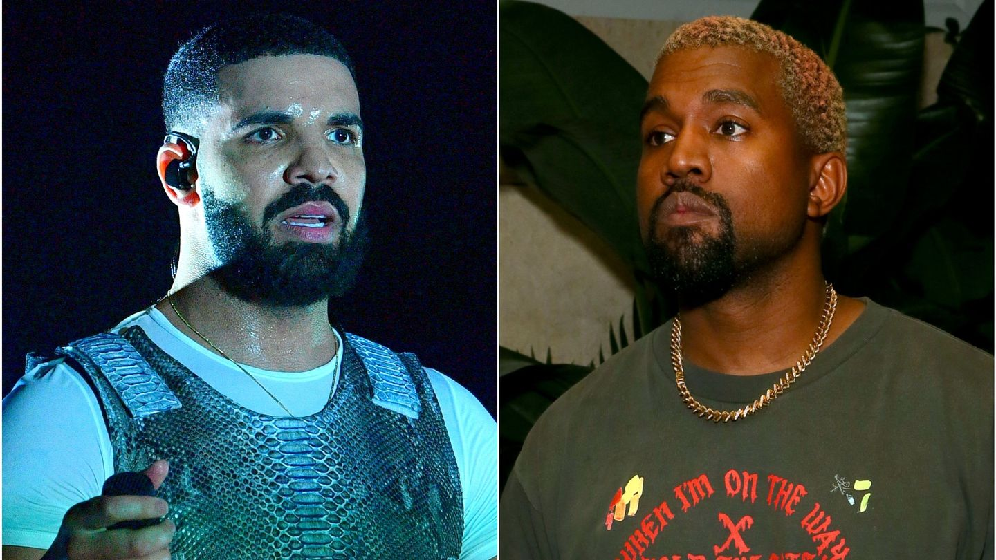 Kanye Airs Out His Many, Many Frustrations With Drake In A New Tweetstorm