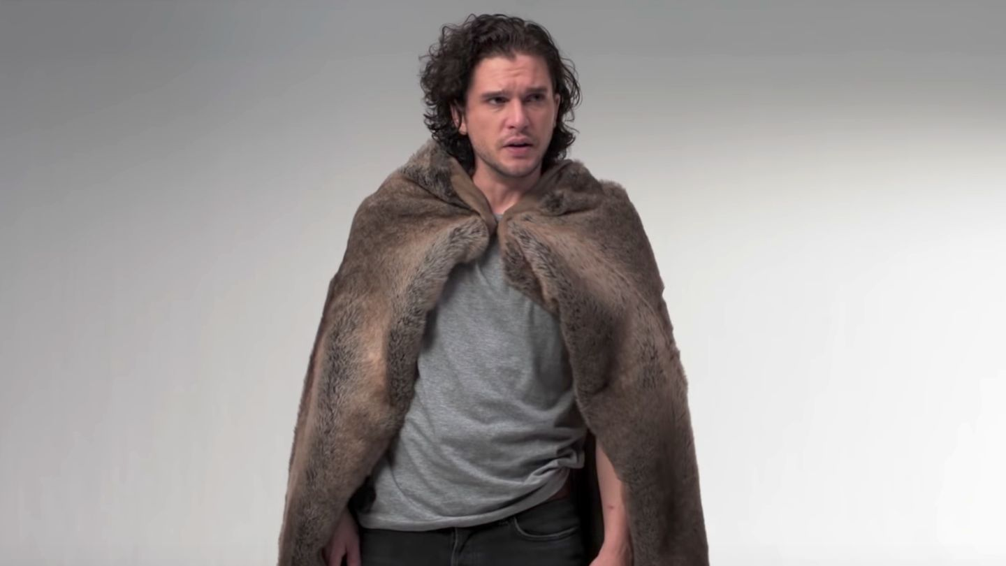 Is This Kit Harington's Long Lost Game Of Thrones Audition Tape?