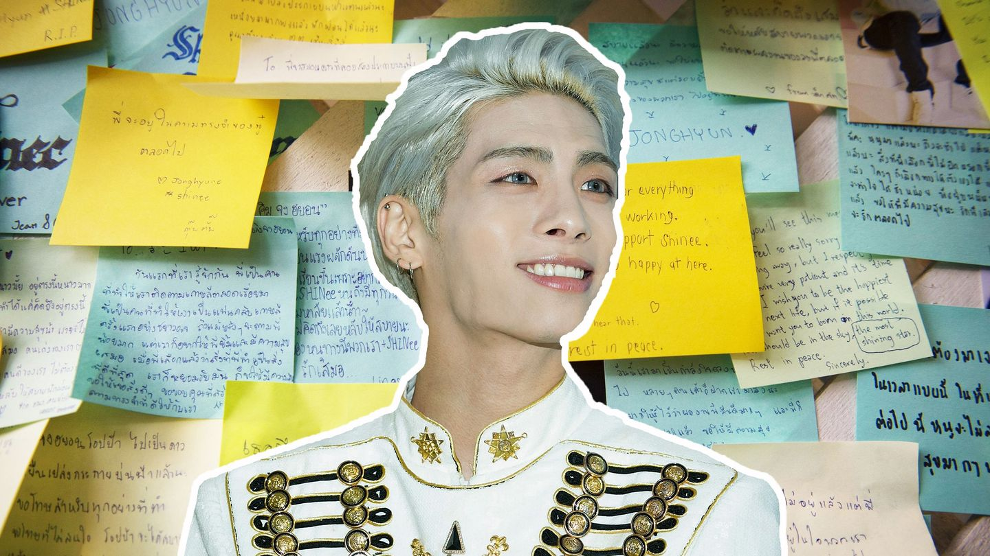 How SHINee Fans Found Strength In One Another In The Year Since Singer Jonghyun's Death