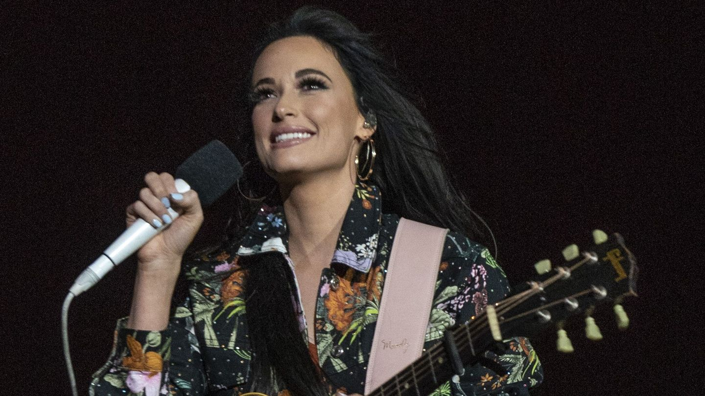 Albums Of The Year: The Magic Of Kacey Musgraves' Golden Hour