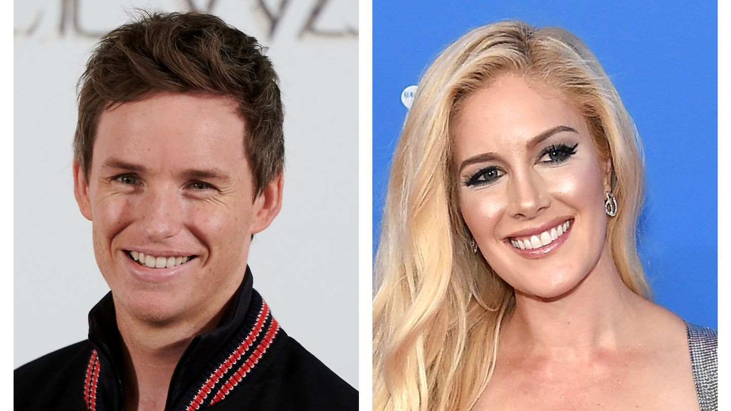Eddie Redmayne Reveals His Love For The Hills (and Heidi Montag)