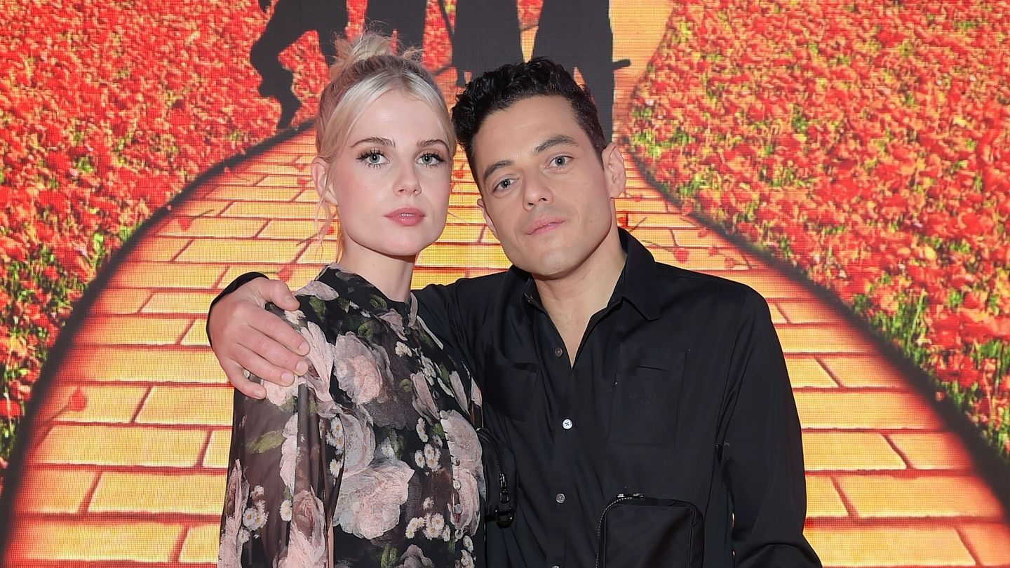 Bohemian Rhapsody's Rami Malek And Lucy Boynton Confirm They're Dating