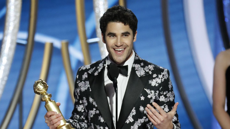 Darren Criss Sweetly Dedicated His Golden Globes Win To His 'firecracker Filipino' Mom