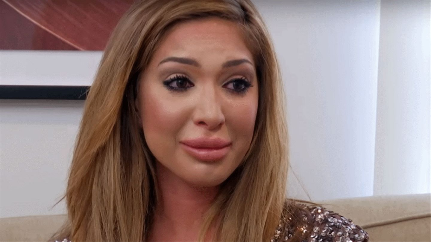 What Was Farrah's Biggest Disagreement With Her Ex Simon?