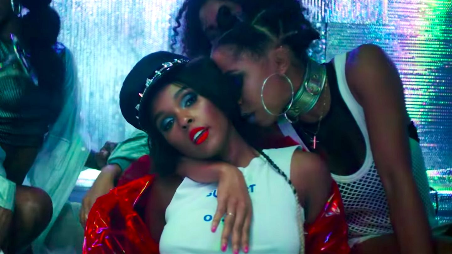 Janelle Monáe And Tessa Thompson Get 'screwed' In Apocalyptic New Video