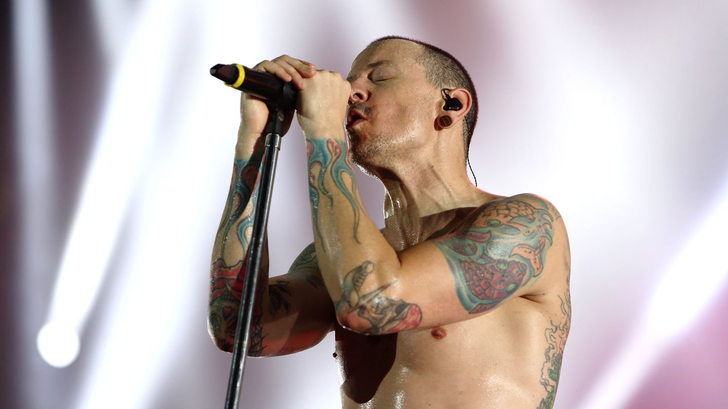 Chester Bennington's Voice Returns On Heavy Posthumous Collab 'cross Off'