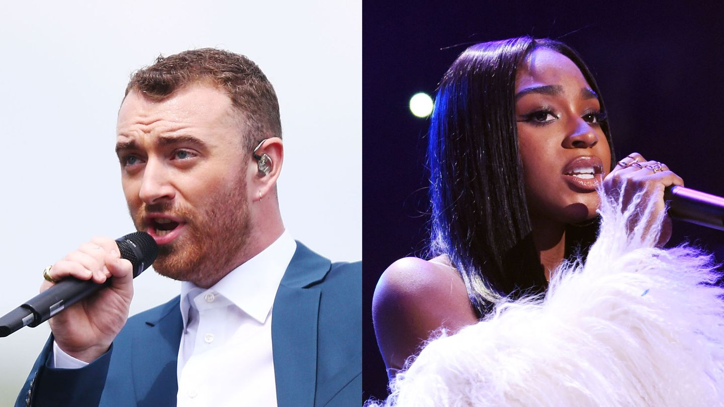 Normani Barges Into 2019 With The Sultry Sam Smith Collab 'dancing With A Stranger'