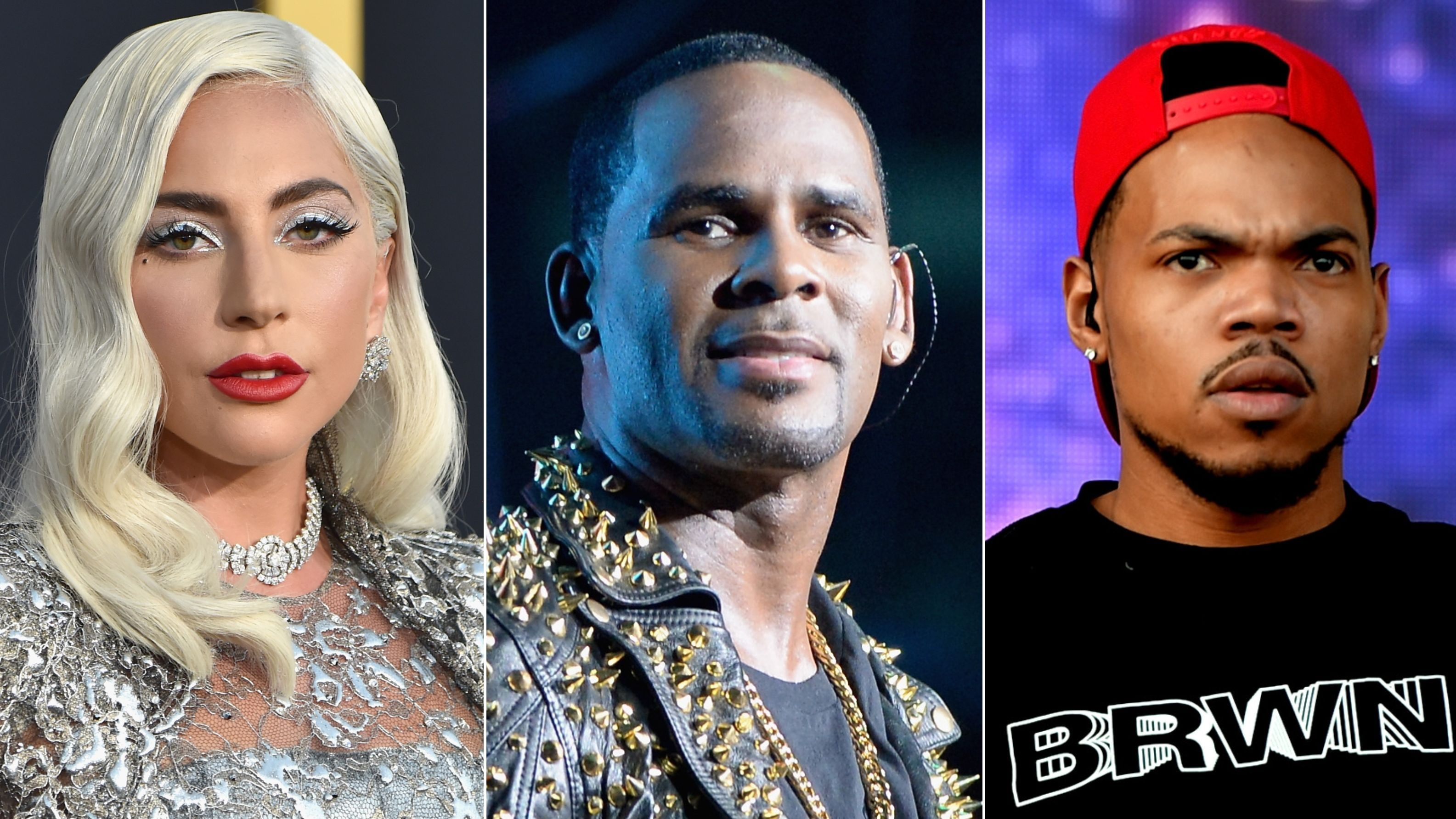 The Painful Backlash Against No Excuses >> From Gaga To Chance All The Celebrities Who Have Spoken Out Against