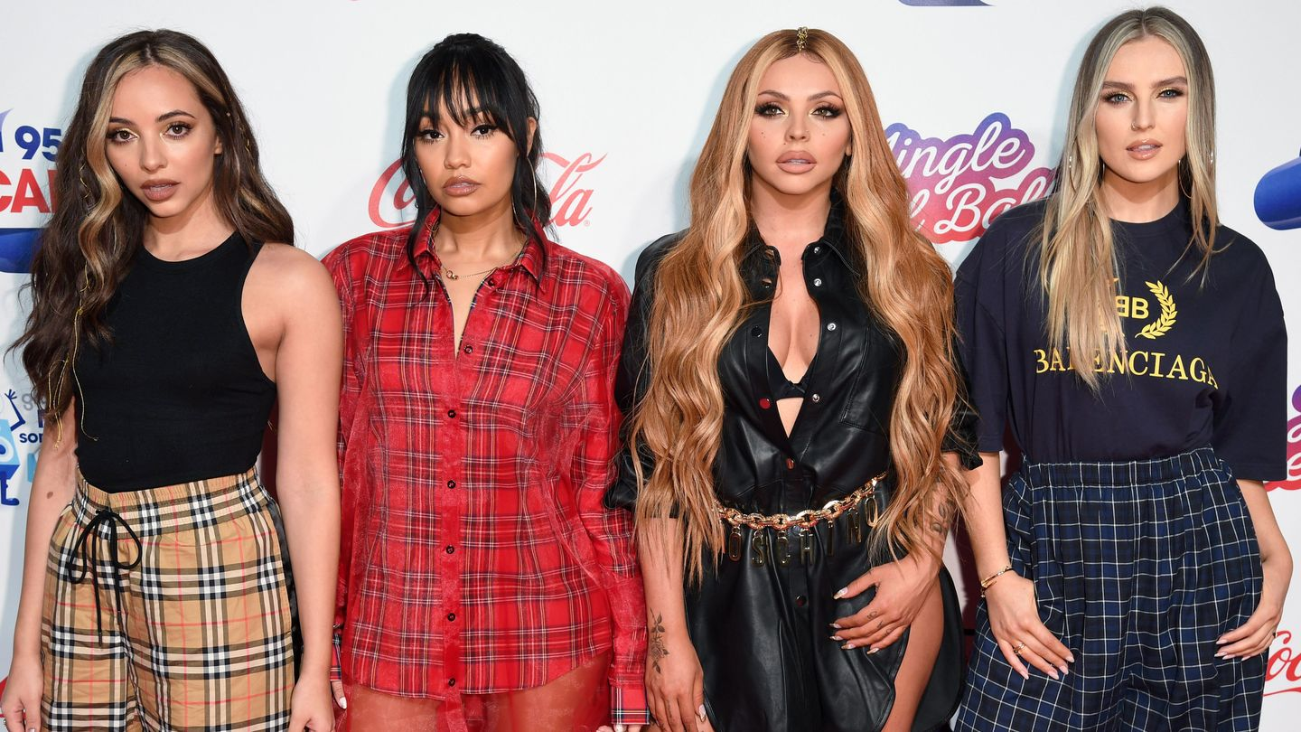 Little Mix Are Bonafide 'goddesses' On 'think About Us' Remix With Ty Dolla $ign