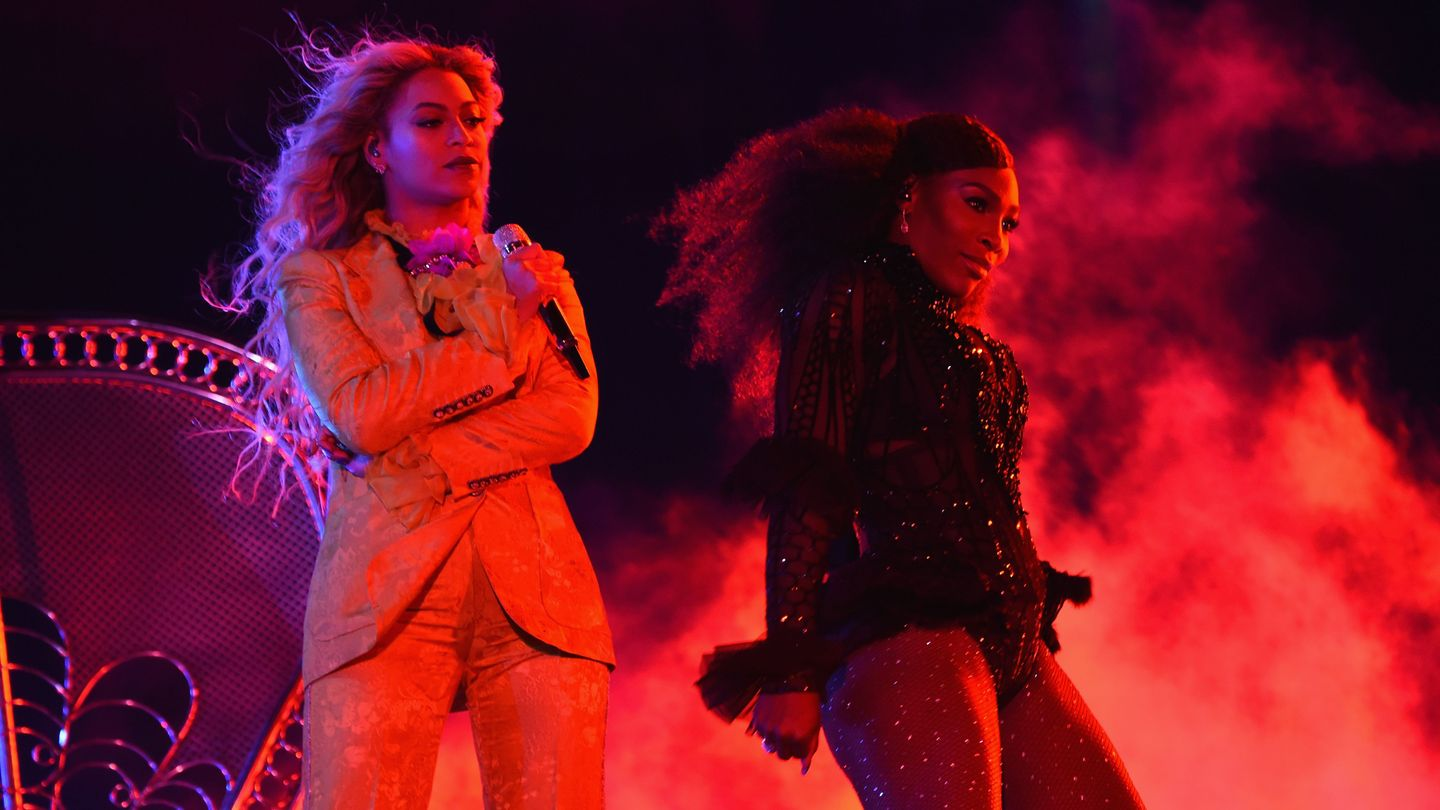 Serena Williams Graced Lip Sync Battle With The Beyoncé Performance Of A Lifetime