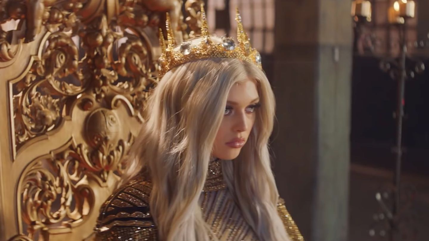 Loren Gray Wants Her 'queen' Video To Make You Feel Like Royalty, Too