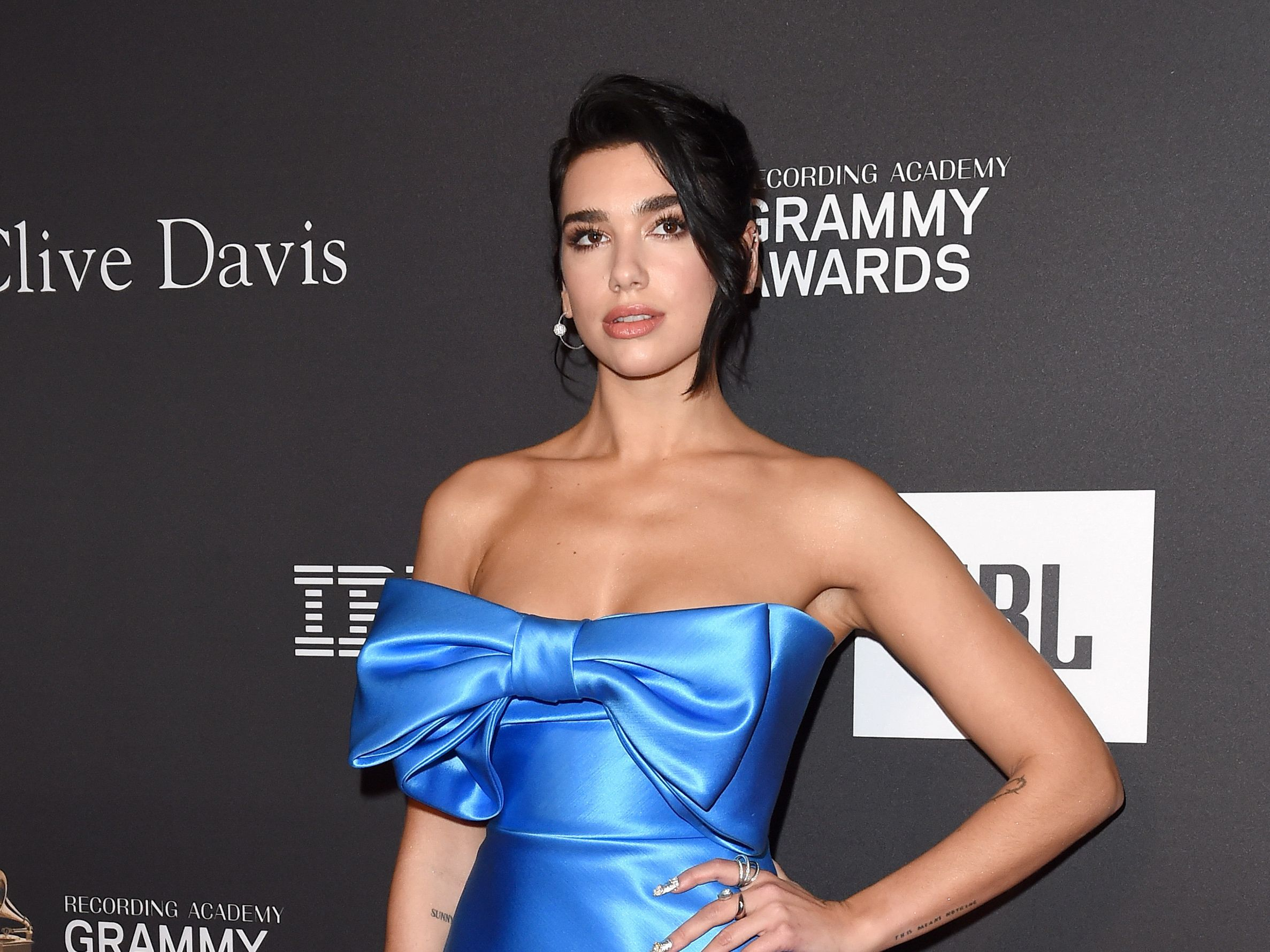 You Have To See Dua Lipa Freak Out At Winning Her Very First