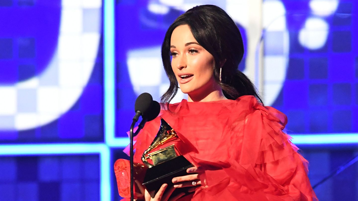 Kacey Musgraves Is Queen Of The Grammys With Her 'really Crazy' Album Of The Year Win