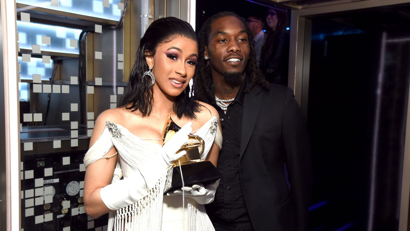 Offset Cardi B Um Yeah Instrumental: Offset Releases Footage Of Cardi B Giving Birth In New