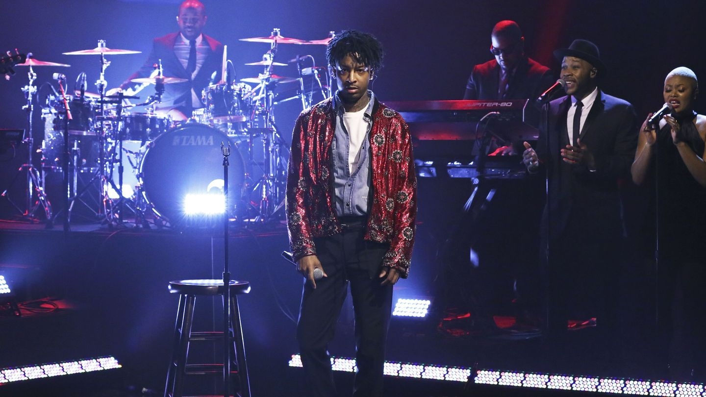 21 Savage Speaks Out For The First Time Since His ICE Arrest On Good Morning America