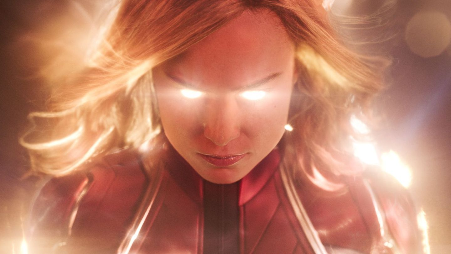 The Results Are In: Captain Marvel And Her Cat Soar — And 'Thanos Is Fucked'