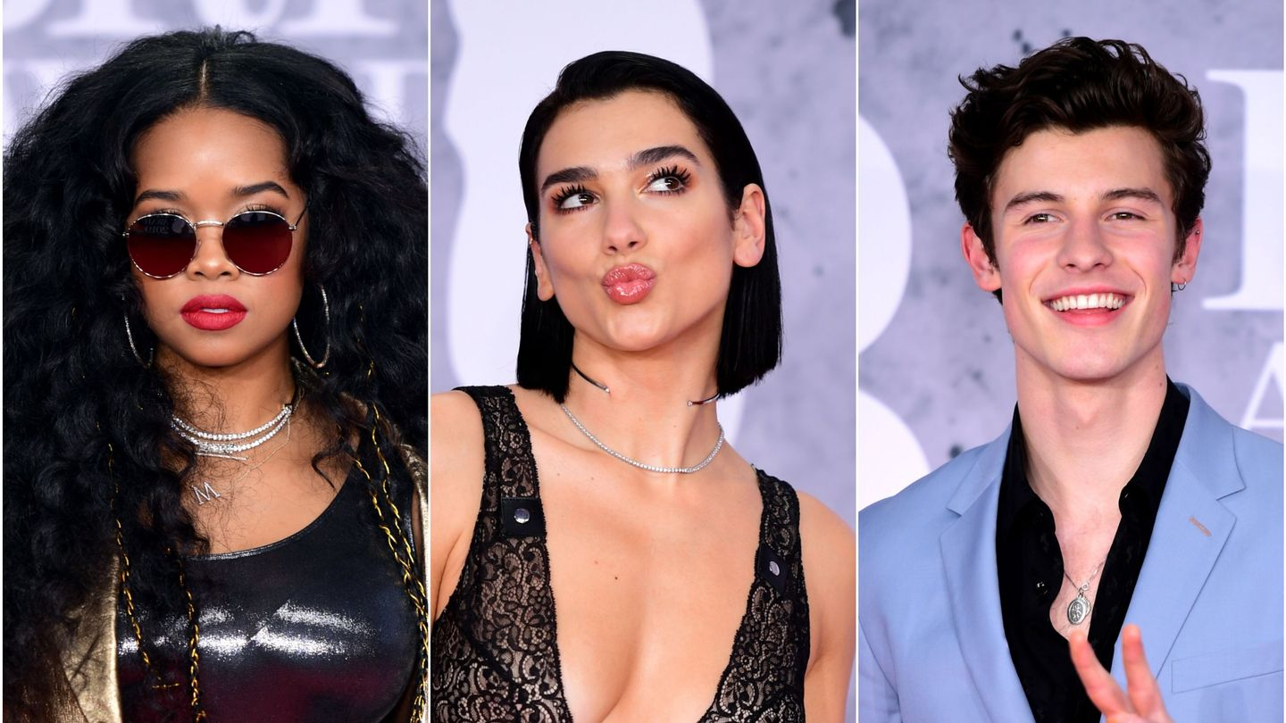 Shawn Mendes, Dua Lipa, And Little Mix Were Among The Best-Dressed At The 2019 BRITs