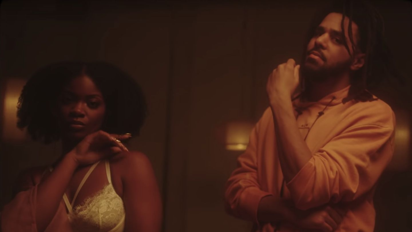 J. Cole And Ari Lennox Bring The Appreciation For Brown Skin In 'Shea Butter Baby' Video