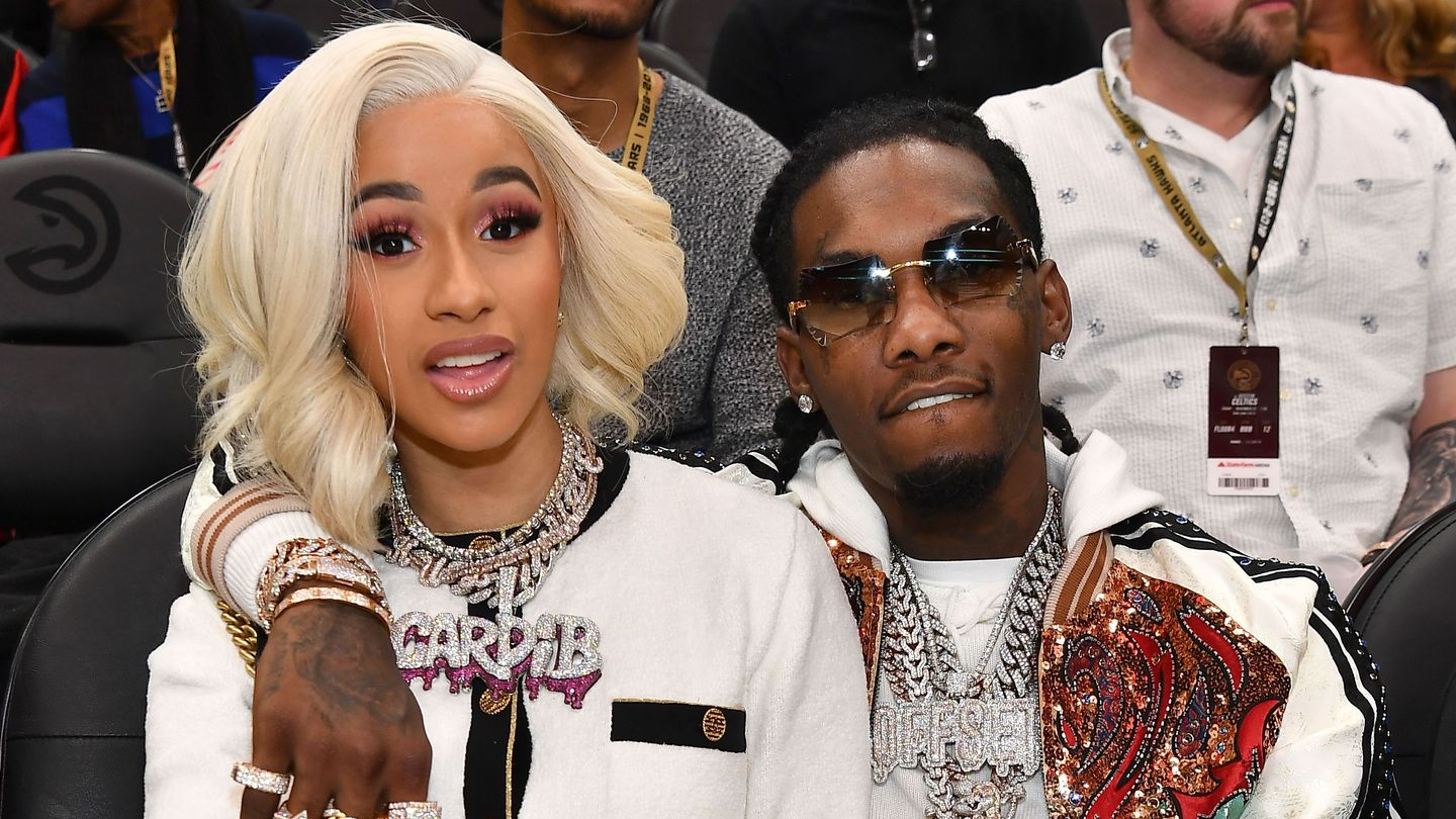 Offset Swears Off Cheating On New Cardi B Collab 'Clout'