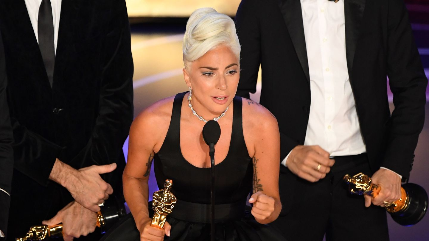 Lady Gaga's 'shallow' Fulfills Its Destiny As The Oscar Winner For Best Original Song
