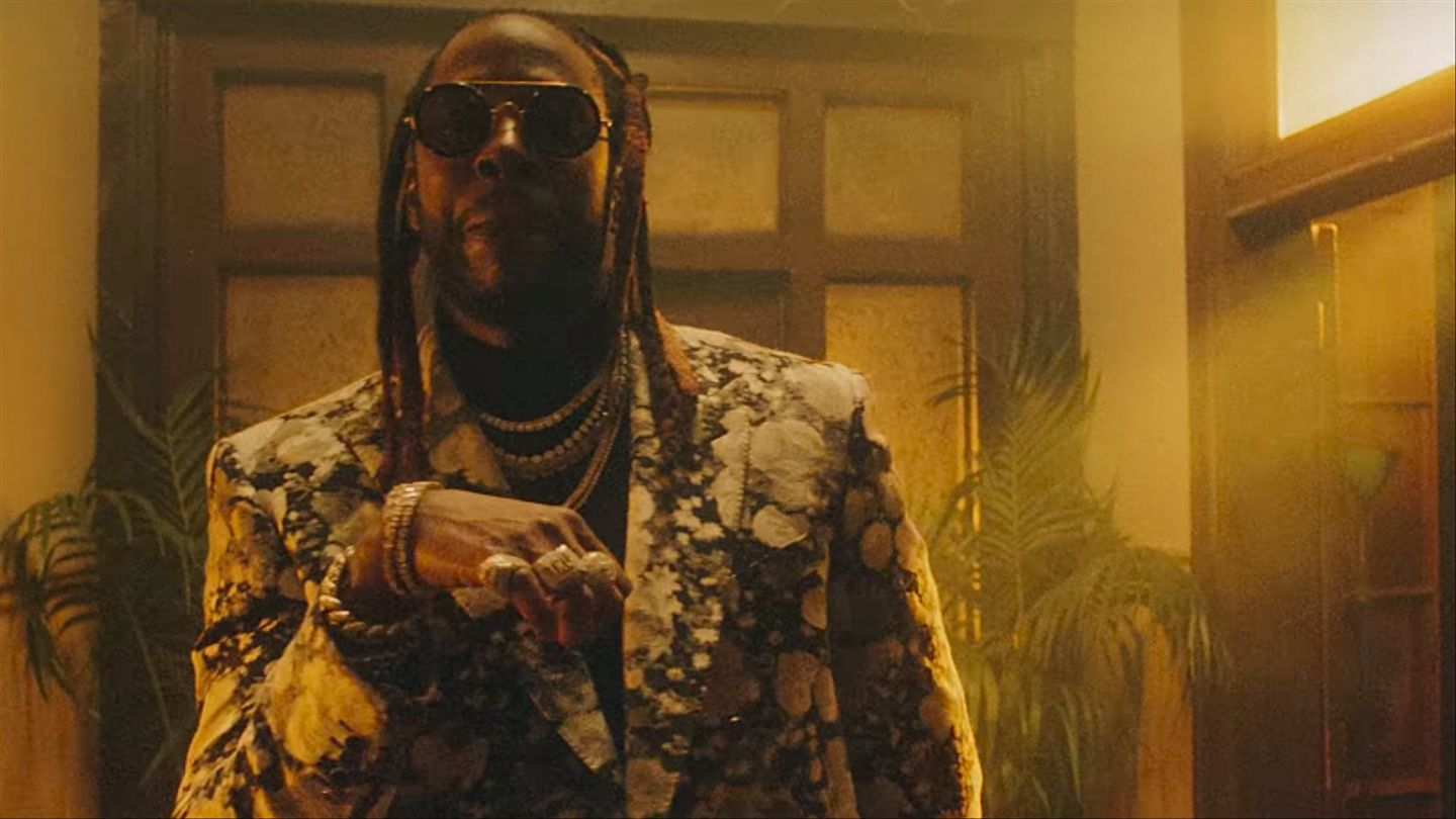 2 Chainz Is A Time-traveling, Ribbon-cutting Spirit In 'money In The Way' Video
