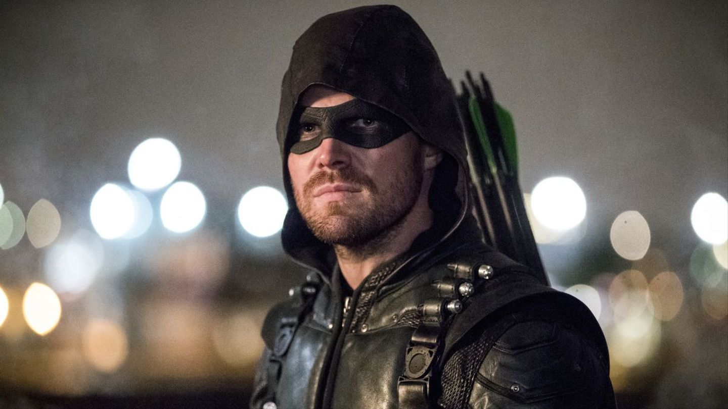 Arrow Is Coming To An End After Season 8 — Stephen Amell And More Stars React